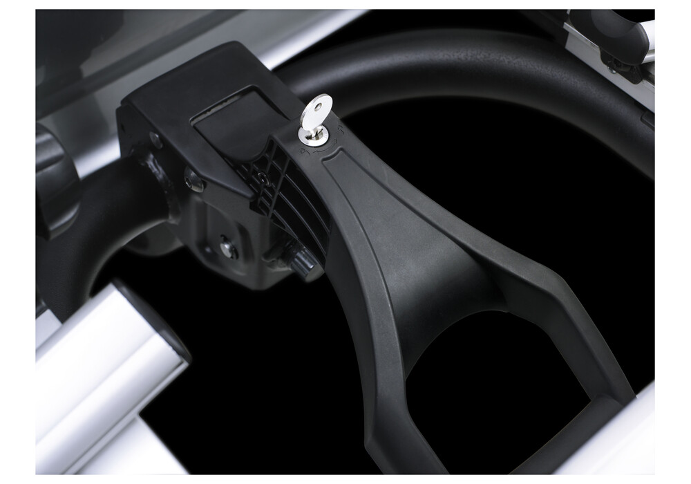 thule 935 carrier 2 bike black edition online kaufen. Black Bedroom Furniture Sets. Home Design Ideas